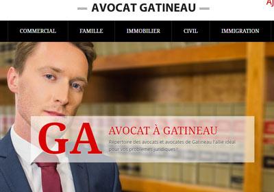 Avocat à Gatineau : répertoire des avocats de Gatineau